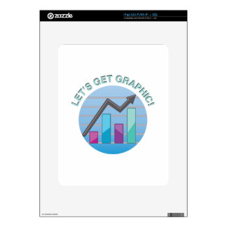 Get Graphic iPad Decal