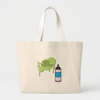 Get Gritty Tote Bags