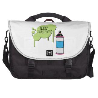Get Gritty Commuter Bag