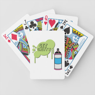 Get Gritty Playing Cards