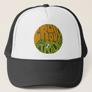 Get Groovy with Hawaii Traditions! Trucker Hat