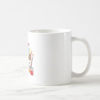 Get Hands Dirty Classic White Coffee Mug