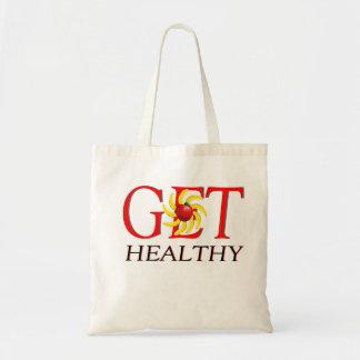 Get Healthy Tote Bag