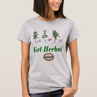 Get Herbal Ladies Tee