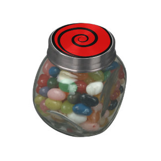 Get Hexed Jelly Belly™ Glass Jar (Assorted Flavor)