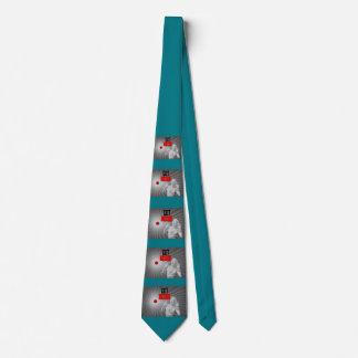 Get Hexed - Turquoise Neck Tie