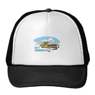 GET HIGHER TRUCKER HAT
