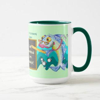 Get Hooked On Books! Mug