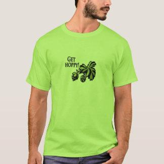 Get Hoppy T-Shirt