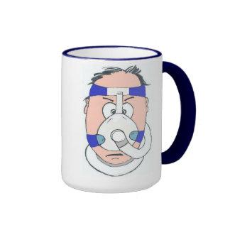 """Get Hosed"" CPAP Mug"