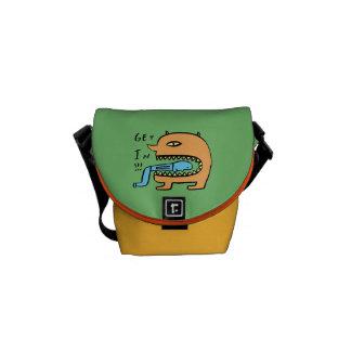 Get In Messenger Bags