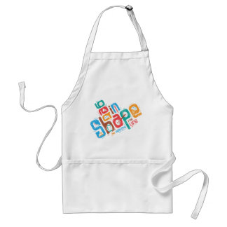 Get in Shape Adult Apron