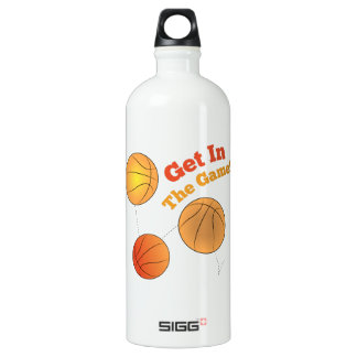 Get In The Game! SIGG Traveler 1.0L Water Bottle