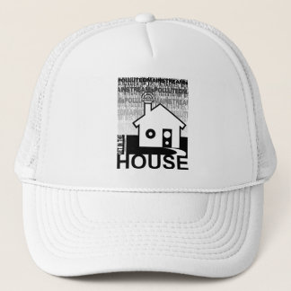 Get in the House Music Trucker Hat