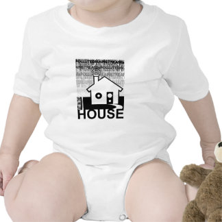 Get in the House Music Tshirt