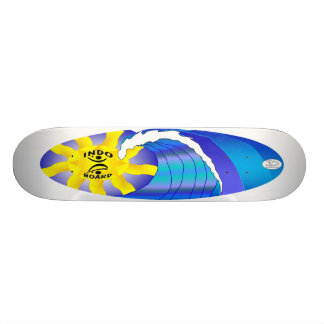 Get INDO IT Skateboard