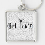 Get Ink'd Key Chains