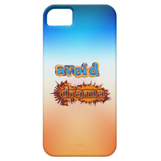 Get Inspired ~ Avoid Drama iPhone 5 Covers