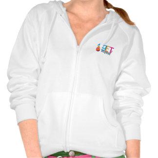 Get Inspired ~ Turn off your phone Hooded Sweatshirt
