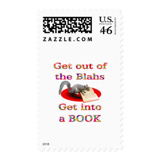 Get into a Book Postage