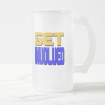 Get Involved Frosty Mug (right style)