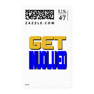 Get Involved Postage