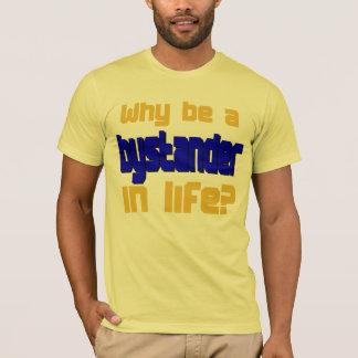 Get Involved T-Shirt (Back)