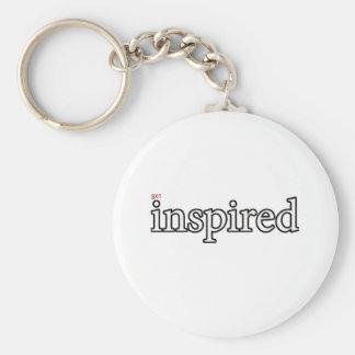 get isnpired keychain