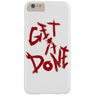 Get it done barely there iPhone 6 plus case