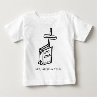 Get juiced on JESUS Baby T-Shirt