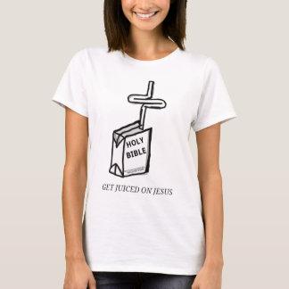 Get juiced on JESUS T-Shirt