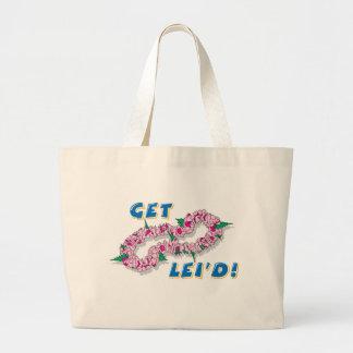 Get Lei'd! (Pink) Bag