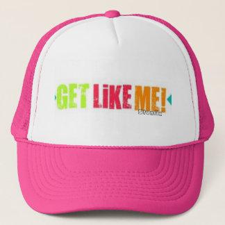 get like me, Stuntin' Trucker Hat