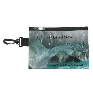 Get Listed- Clip On Accessory Bag