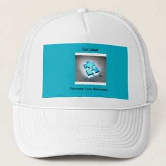 Get Listed Today! All Online Business Trucker Hat