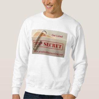 Get Listed - Top Secret-Men's Basic Sweatshirt