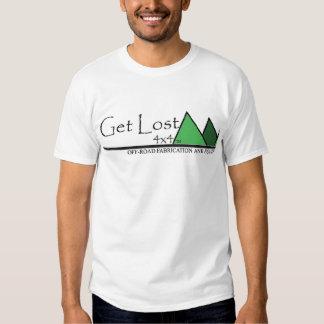get lost 4x4 shirt