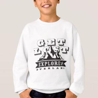 Get Lost ExploreX4 Sweatshirt