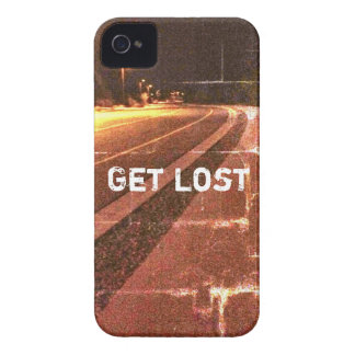 Get Lost Loney Road Grunge iPhone 5 Case