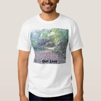 Get Lost T Shirt