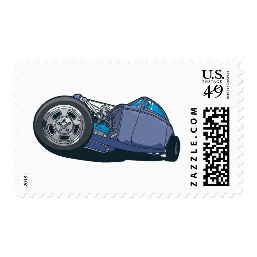 Get Low Street Rod Postage