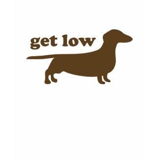 Get Low shirt