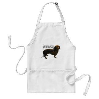 Get Low - Wiener Dog Apron