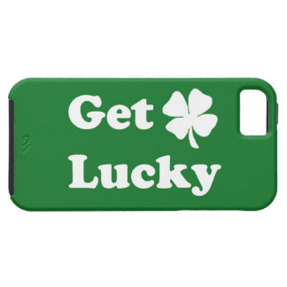 Get Lucky iPhone 5 Case