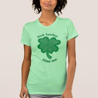 Get lucky Irish shirt