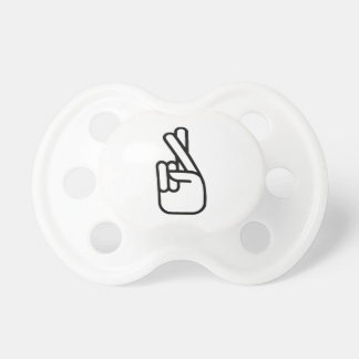 Get Lucky Baby Pacifier