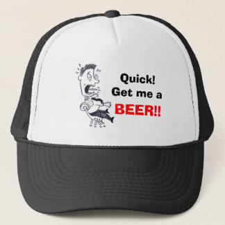 Get Me A Beer Trucker Hat