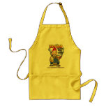 Get Mellow in Yellow with BBQ Bob Aprons