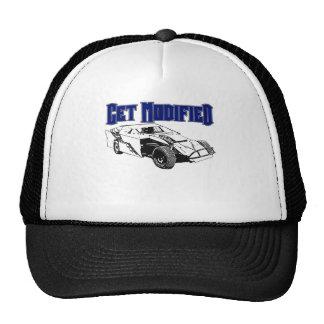 Get Modified - Dirt Modified Racing Trucker Hat
