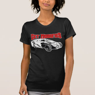 Get Modified - Dirt Modified Racing T-shirts